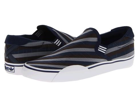 Adidasi adidas - Gonz Slip - Collegiate Navy/Night Burgundy/Stone