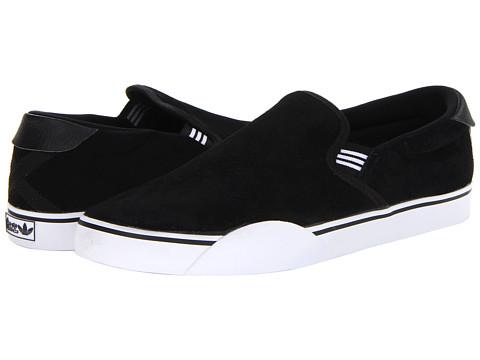 Adidasi adidas - Gonz Slip - Black/White/Black