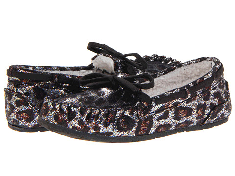 Balerini UNIONBAY - Zora-g (Little Kid/Big Kid) - Pewter Leopard