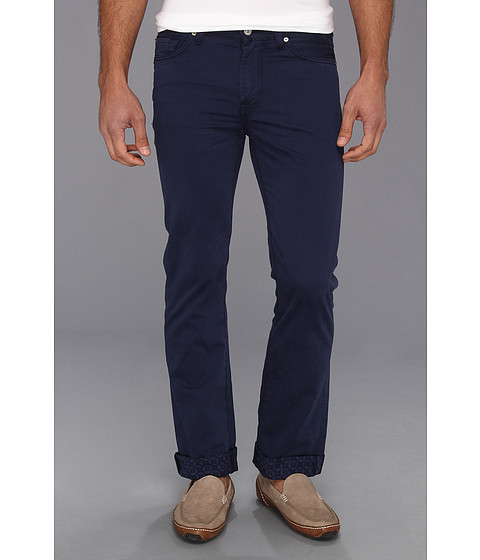 Blugi 7 For All Mankind - Slimmy in Coastal Blue - Coastal Blue