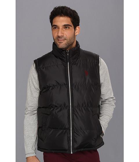 Jachete U.S. Polo Assn - Basic Vest w/ Small Pony - Black