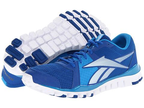 Adidasi Reebok - RealFlex Advance - Trust Blue/Risk Blue/White/Gravel