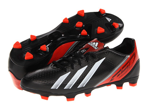 Adidasi adidas - F30 TRX FG - Synthetic - Black/Running White/Infrared