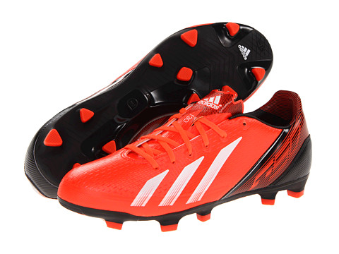 Adidasi adidas - F30 TRX FG - Synthetic - Infrared/Running White/Black