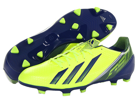 Adidasi adidas - F30 TRX FG - Synthetic - Electricity/Hero Ink/Metallic Silver