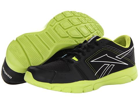 Adidasi Reebok - TrainFusion RS - Black/Sonic Green/Steel