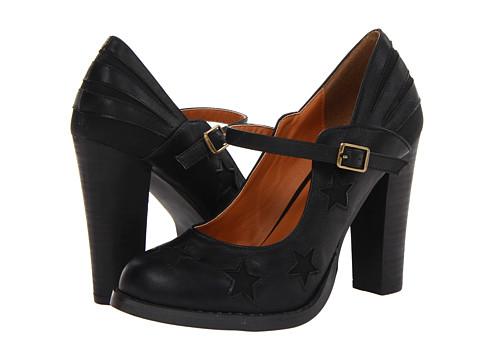 Pantofi Type Z - Milenio - Black/Black