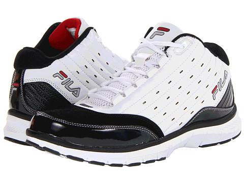 Adidasi Fila - Postup Memory - White/Black/Fila Red
