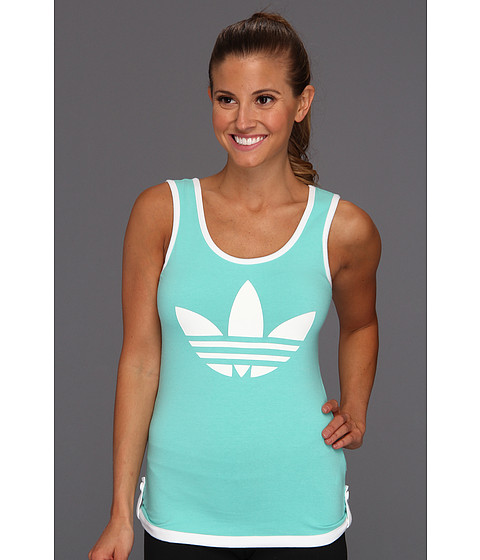 Tricouri adidas - Summer Tank - Joy Green/White