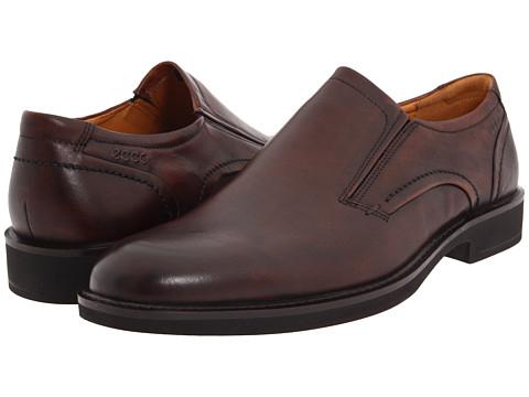 Pantofi ECCO - Biarritz Slip-On - Cocoa Brown Antic Calf