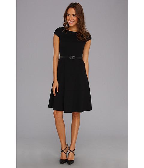 Rochii Anne Klein New York - Signature Swing Dress - Black