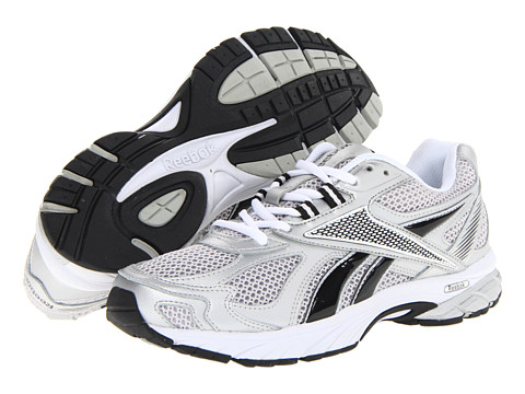 Adidasi Reebok - Pheehan Run - Silver/Black/White