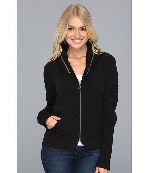 Bluze Fox - Blockout Zip Jacket - Black