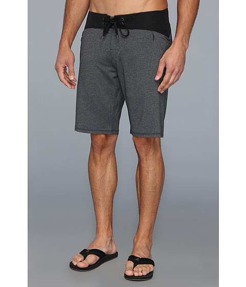 Pantaloni Fox - Stride Hybrid Short - Charcoal Heather
