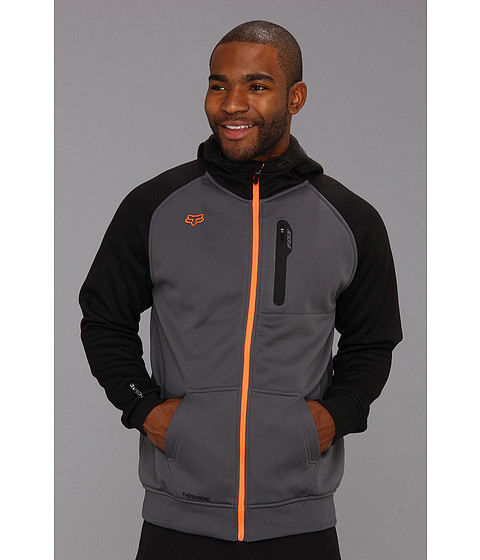 Bluze Fox - Restriction Hoodie - Charcoal