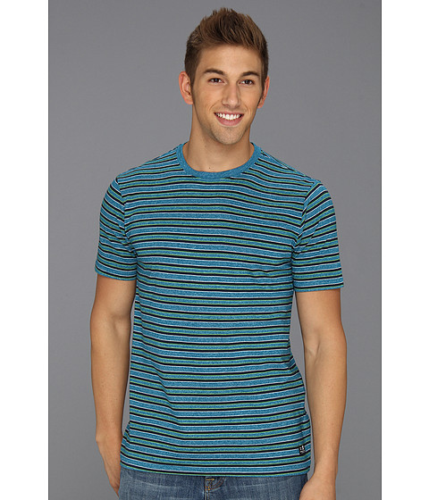 Tricouri DC - Killjoy Crew - Marine Blue Stripe