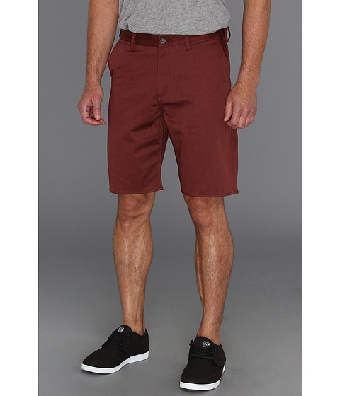 Pantaloni DC - DC Worker Straight Short - Marooned