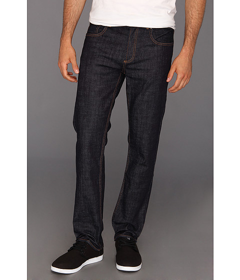 "Pantaloni DC - DCî Straight 32\"" - Indigo Rinse"