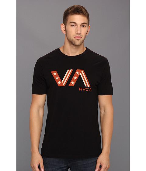 Tricouri RVCA - Va All Stars Tee - Black