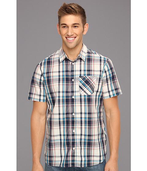 Tricouri Rip Curl - North Side S/S Shirt - Blue