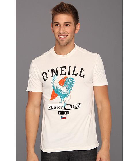 Tricouri ONeill - Commonwealth S/S Tee - Eggshell