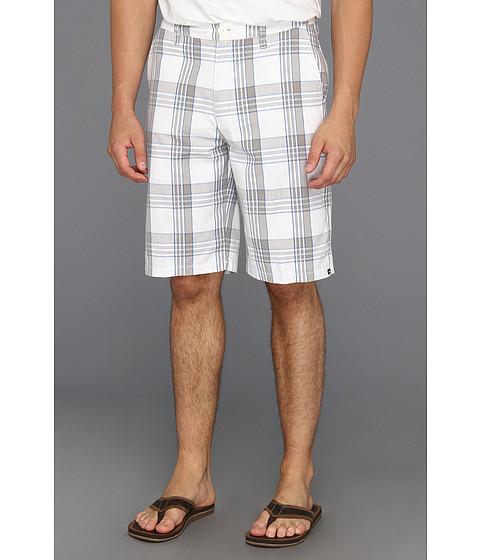 """Pantaloni Quiksilver - Skinner 22\"""" Walkshort - White"""