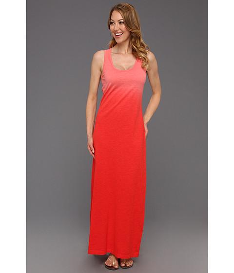Rochii Tommy Bahama - Arden Jersey Dip Dye Dress - Red Tulip