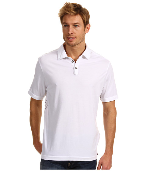 Tricouri Tommy Bahama - New Fray Day Polo - White