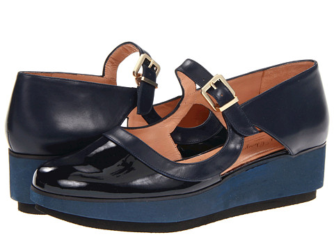Pantofi Robert Clergerie - Diurne - Navy Patent