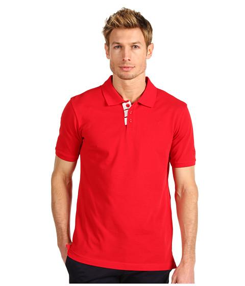 Tricouri adidas - M 3S Pique Polo Shirt - Light Scarlet