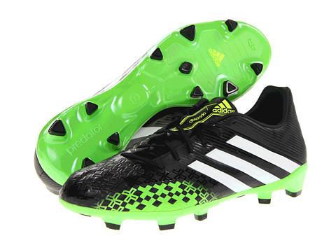 Adidasi adidas - Predator Absolado LZ TRX FG - Black/Running White/Ray Green