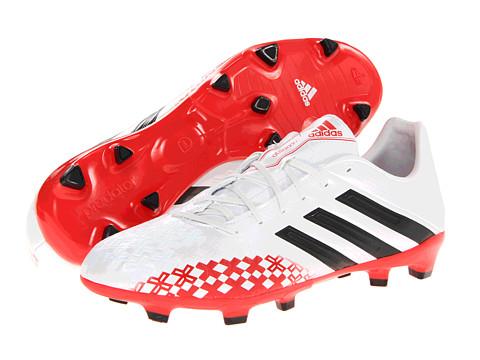 Adidasi adidas - Predator Absolado LZ TRX FG - Running White/Black/Hi-Res Red