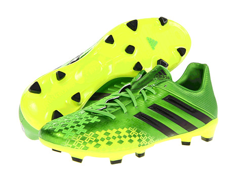 Adidasi adidas - Predator Absolion LZ TRX FG - Ray Green/Black/Electricity