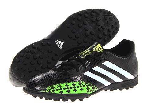 Adidasi adidas - Predito LZ TRX TF - Black/Running White/Ray Green
