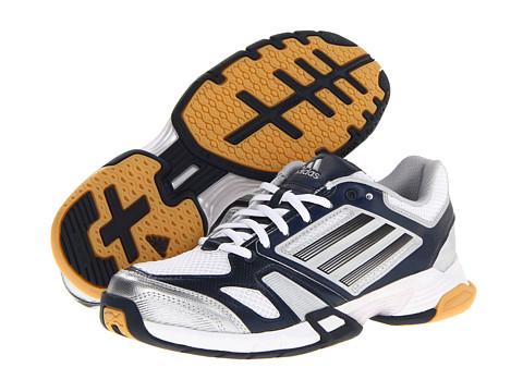 Adidasi adidas - Volley Team W - Metallic Silver/Black/Collegiate Navy/White