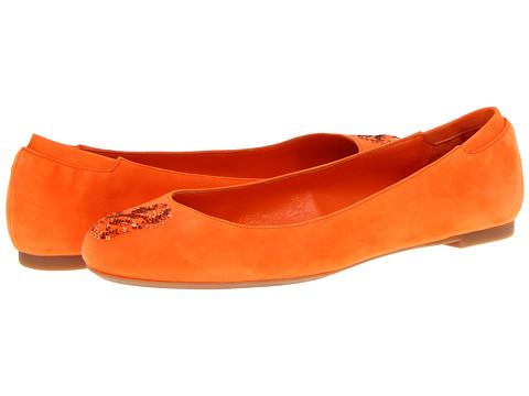 Balerini Alexander McQueen - 301254WAH9T 7582 - Orange/Orange