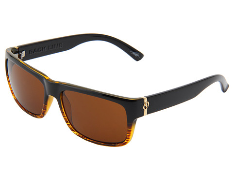Ochelari Electric Eyewear - Back Line - Blackwood/Melanin Bronze