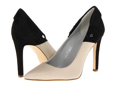 Pantofi Calvin Klein - Brystal - Bone/Black