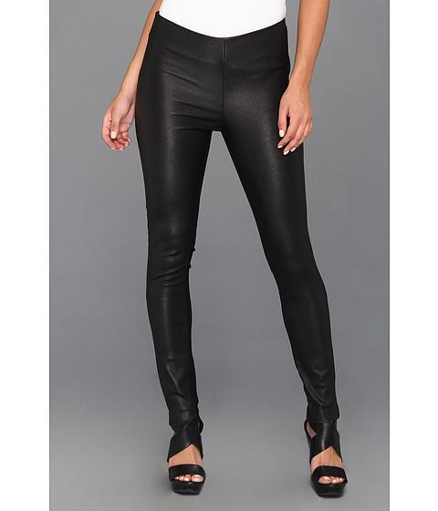 Pantaloni Catherine Malandrino - Karen Leather Pant - Noir
