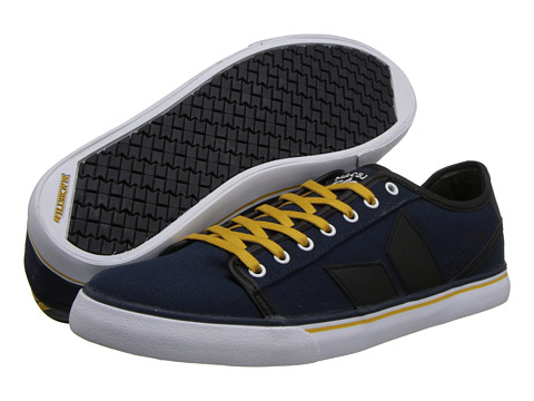 Adidasi Macbeth - James - Midnight/Ochre/Canvas/Synthetic Leather