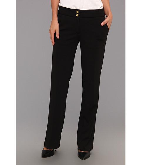 Pantaloni Calvin Klein - Wide Leg Pant - Black