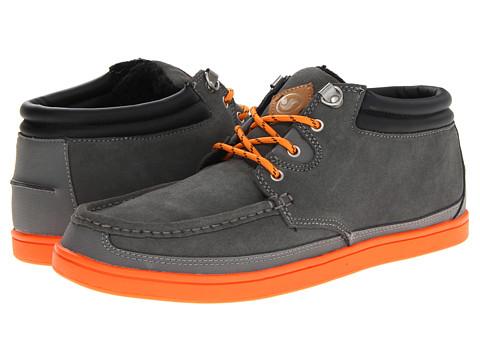 Adidasi DVS Shoe Company - Hunt Snow - Grey Suede Snow FA 13