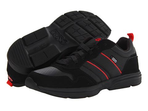 Adidasi DVS Shoe Company - Premier HL x Deegan - Black Leather Deegan FA 13