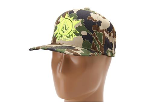 Sepci Volcom - Burst 110â⢠Snap Hat - Camouflage