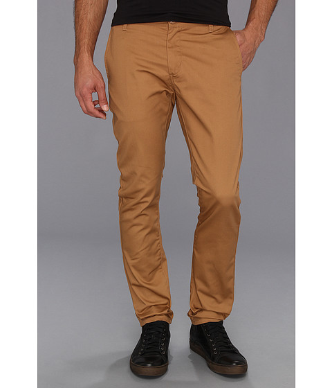 Pantaloni Obey - Working Man Pant - Caramel
