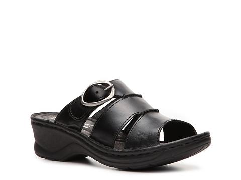 Sandale Josef Seibel - Catalonia 25 Wedge Sandal - Black