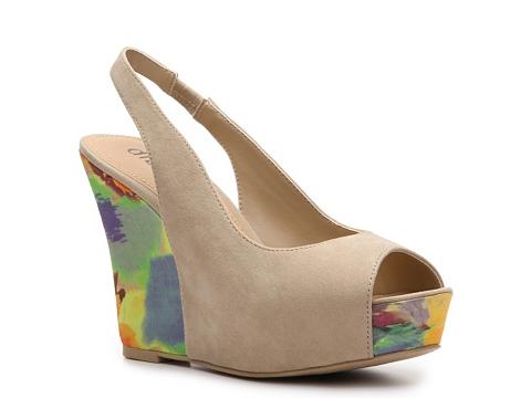 Sandale Diba - New Rosey Wedge Sandal - Camel
