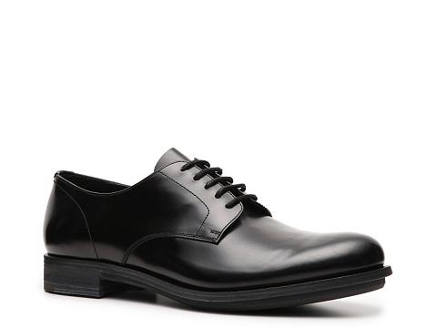 Pantofi Prada - Leather Oxford - Black