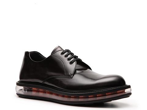Pantofi Prada - Leather Sport Oxford - Chocolate Brown