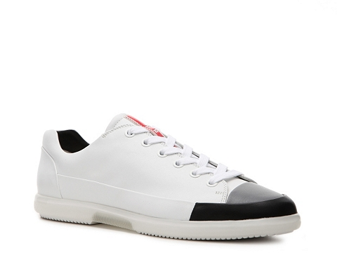 Pantofi Prada - Leather Sneaker - White